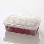 デルスール | 完熟ラズベリーピューレ 冷凍 / 1kgトレー