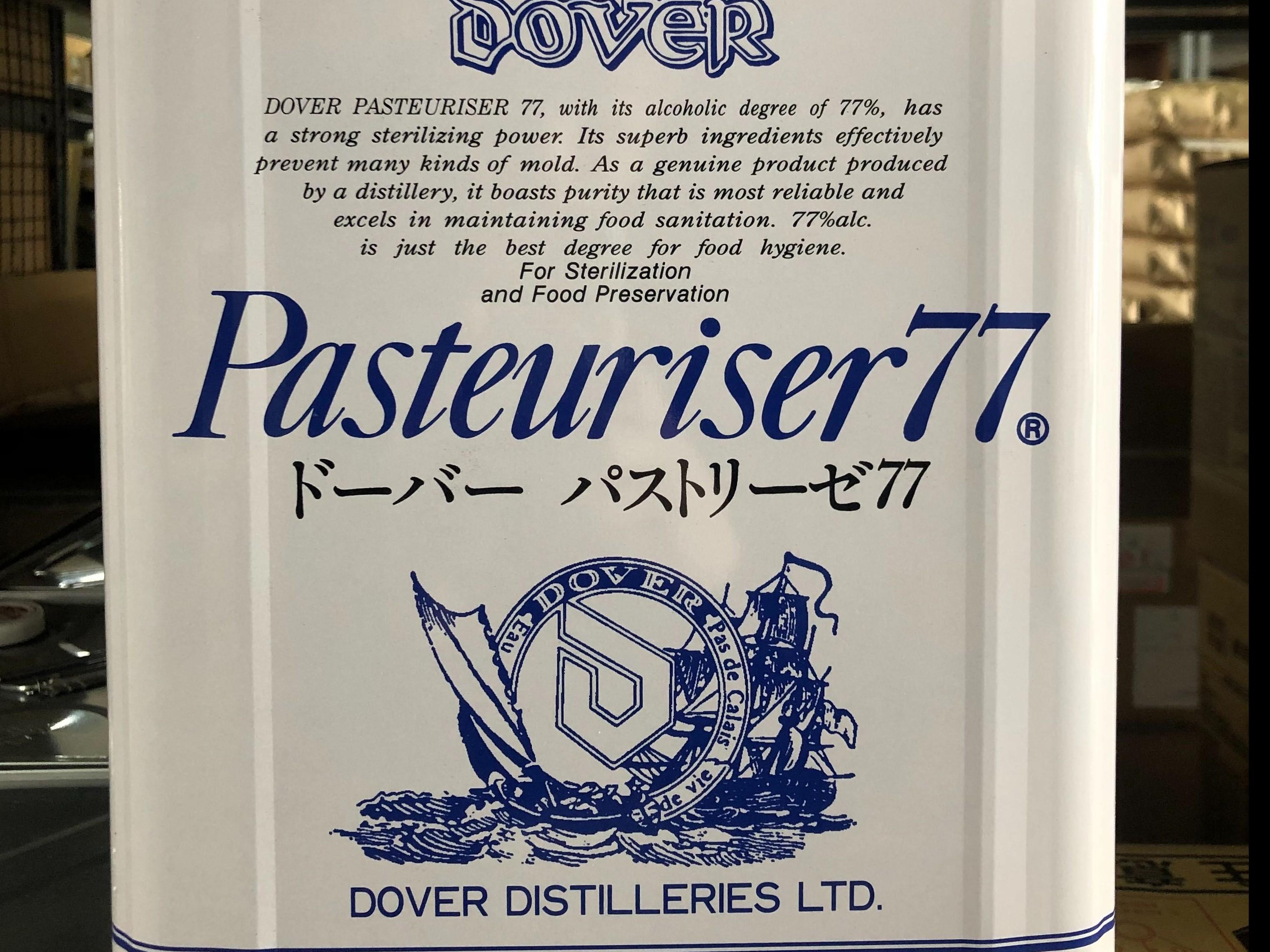 会社 株式 ドーバー 酒造