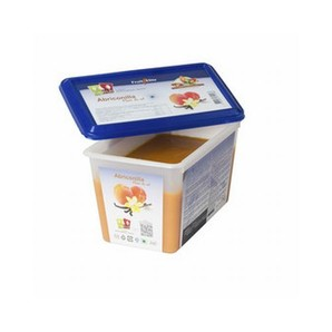 capfruit (キャップフリュイ)   アブリコニラ ピューレ / 1kgトレー