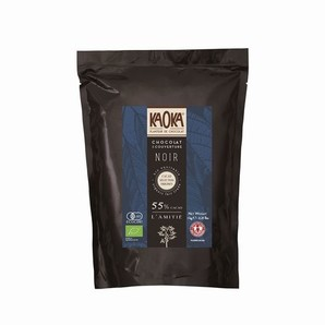 KAOKA(カオカ) | ラミティエ55% オーガニックチョコレート / 1kg