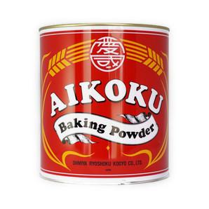 アイコク | ベーキングパウダー 赤 / 2kg缶