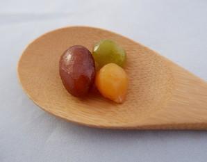 田中製餡 | かのこ豆 ひよこ豆ミックス (金時、ひよこ、うぐいす)/ 1kg×4袋