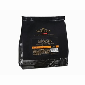 VALRHONA(ヴァローナ) | フェーブ ニアンボ 68% / 1kg