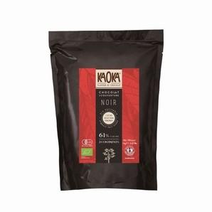 KAOKA(カオカ) | トロアコンチネンツ61% オーガニックチョコレート / 1kg