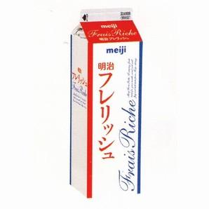 明治 | フレリッシュ【コンパウンドクリーム】 / 1L