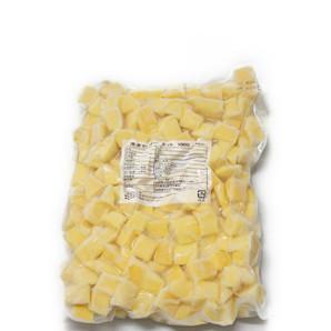 タカ食品 | 冷凍 マンゴーカットダイス / 1kg袋