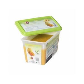 capfruit (キャップフリュイ)   マンゴー・アルフォンソピューレ / 1kgトレー