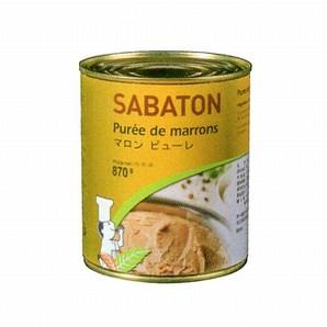 サバトン | マロンピューレ / 870ml