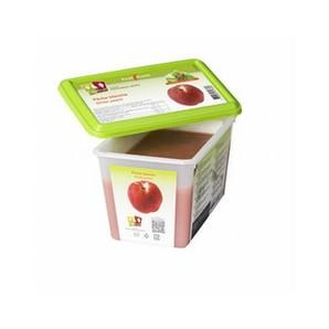 capfruit (キャップフリュイ)   白桃(ペーシュブランシュ) ピューレ / 1kgトレー