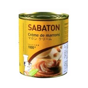 サバトン | マロンクリーム / 1kg