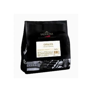 VALRHONA(ヴァローナ) | フェーブ オパリス 34% / 1kg