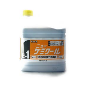 ニイタカ | ニューケミクール 【油汚れ用強力洗浄剤】 / 4L