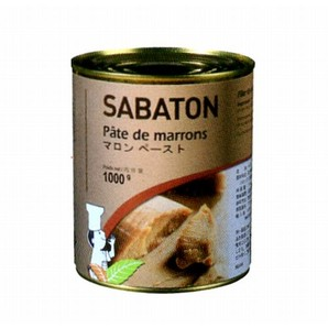 サバトン | マロンペースト / 1kg