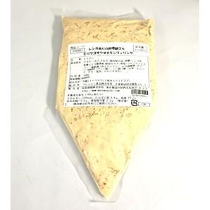 丸和油脂 | テリマヨサラダチキンフィリング / 500g絞り袋×20入