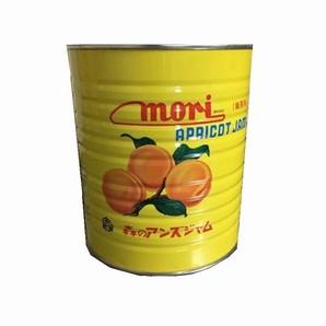 森食品工業 | 製菓用 アプリコットジャム (あんずジャム) / 1号缶