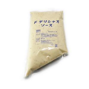 丸和油脂 | タルタルソース(デリシャスソース) / 1kg