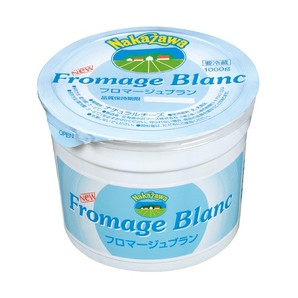 中沢乳業 | フロマージュブラン / 1kg