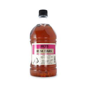 MCフードスペシャリティーズ | ラムダーク 製菓用洋酒 / 1.8L