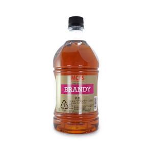 MCフードスペシャリティーズ | ブランデーV.O. 製菓用洋酒 / 1.8L