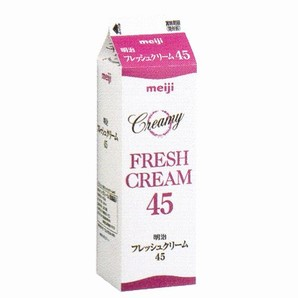 明治 | フレッシュクリーム45 / 1L
