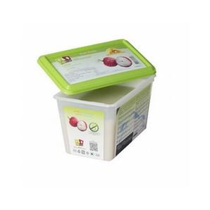 capfruit (キャップフリュイ)   ライチピューレ / 1kgトレー