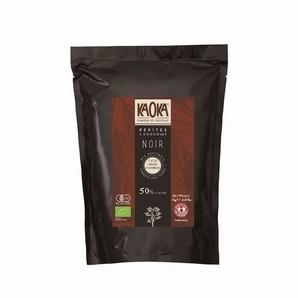 KAOKA(カオカ) | ドミニカドロップ50% オーガニックチョコレート / 1kg