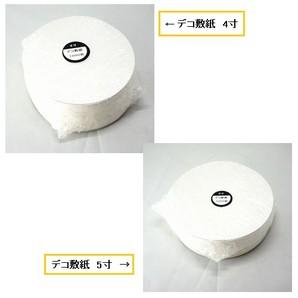 ミヤシキ | ホールケーキ用 敷紙 / 1000枚