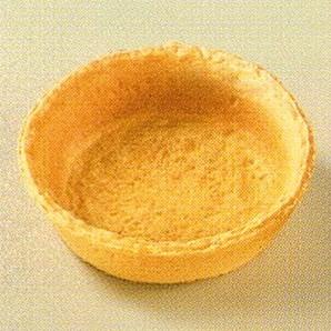 リボン食品 | クッキータルトフラット大(CT-1F)
