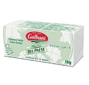 ガルバーニ | ホワイトクリームチーズ / 1kg