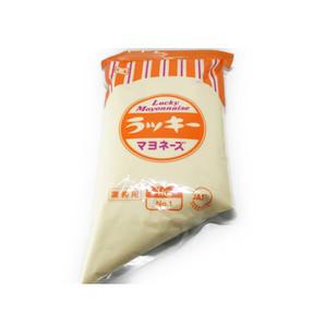 丸和油脂 | No.1 ラッキーマヨネーズ / 1kg