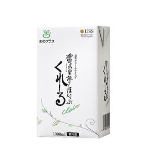 不二製油 | 濃久里夢(コクリーム)ほいっぷくれーる / 1kg×12本